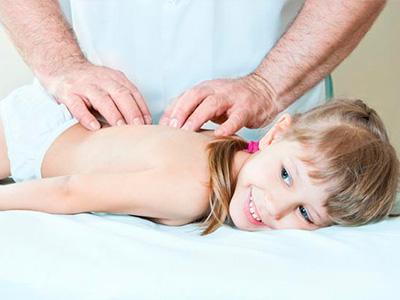 enfant et osteopathie